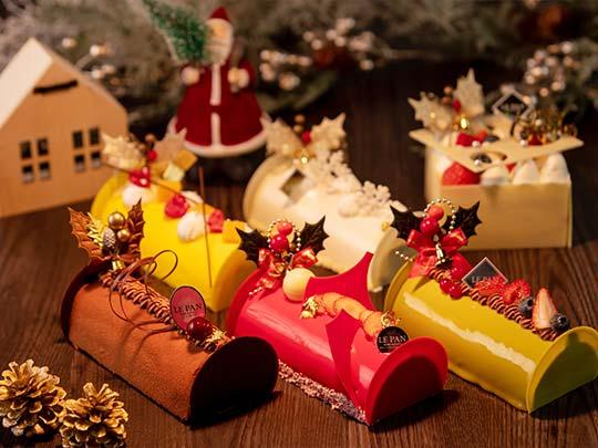ホテル ラ・スイート神戸ハーバーランド クリスマスケーキ