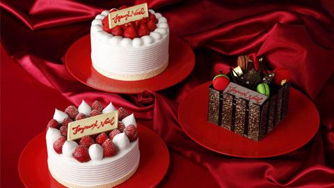 おうちクリパで楽しみたい!大阪・京都の高級ホテルのクリスマスケーキ2020