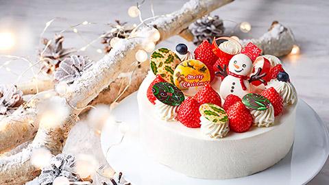 おうちで楽しもう!東京都内の人気ホテルが贈るクリスマスケーキ2020