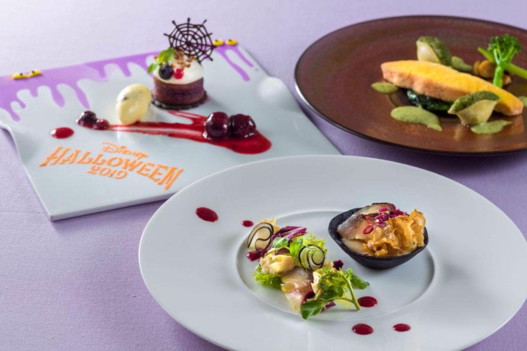 ディズニーアンバサダーホテル「カリフォルニア料理レストラン エンパイア・グリル」