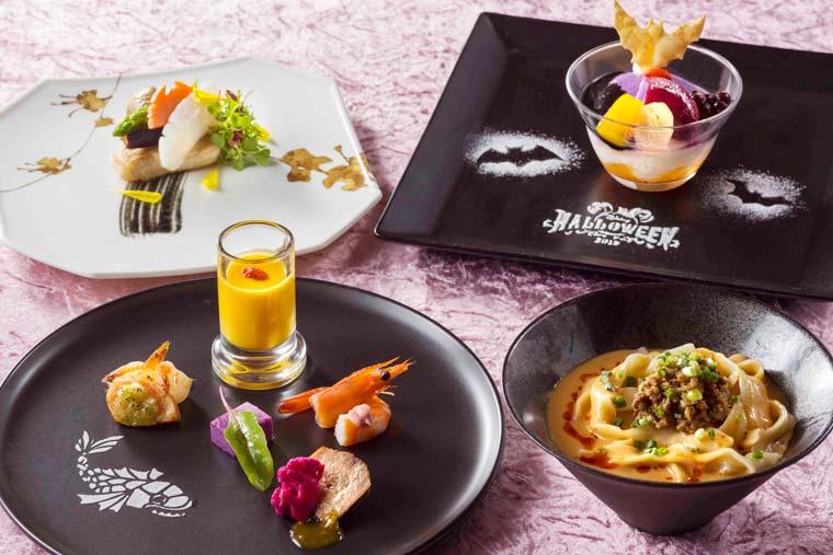 東京ディズニーシー・ホテルミラコスタ「中国料理レストラン シルクロードガーデン」