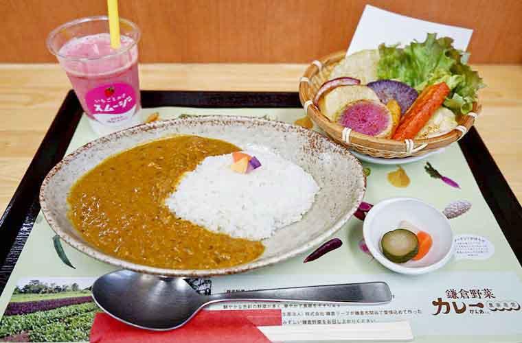 鎌倉野菜カレー かん太くん かん太カレー