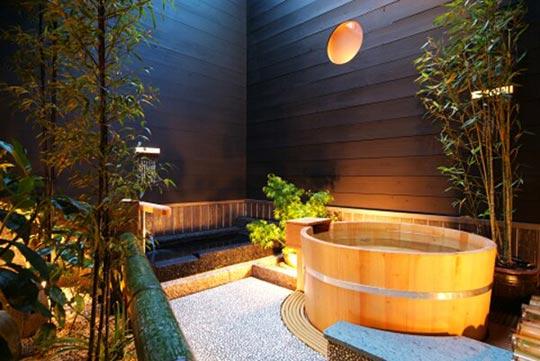 湯宿川本屋 温泉