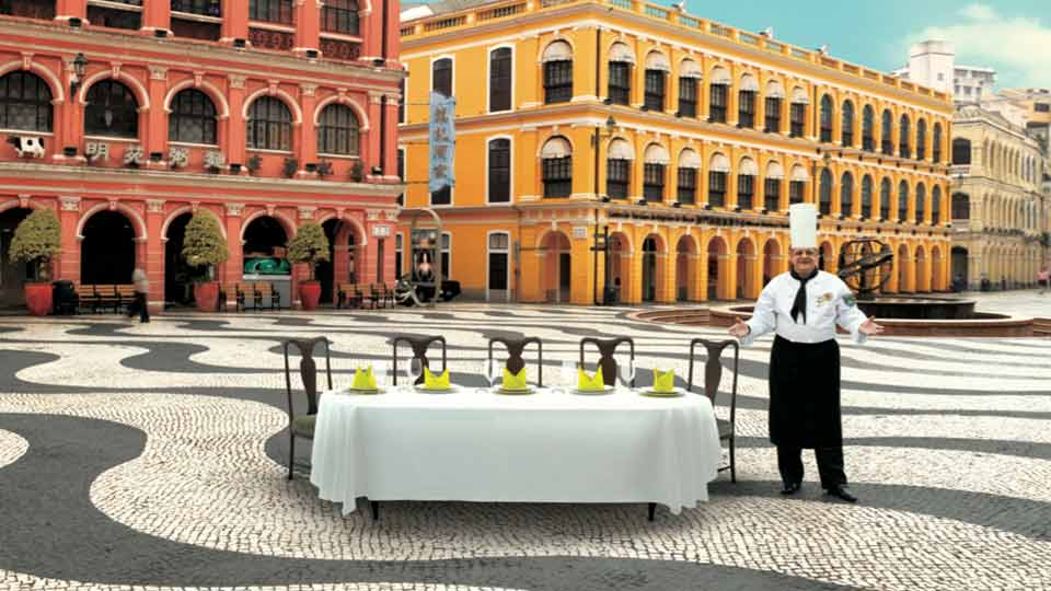 【マカオ】ユネスコ認定!シティ・オブ・ガストロノミー~多彩な食文化
