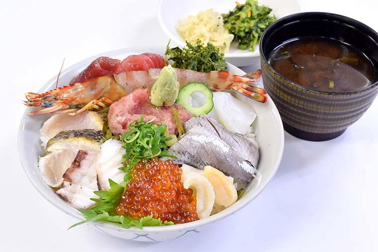海鮮料理 海老丸 海鮮丼