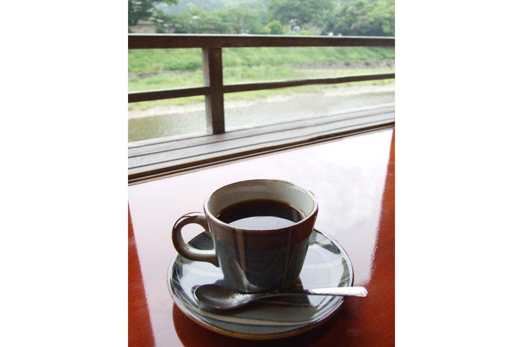 五十鈴川カフェ ブレンドコーヒー
