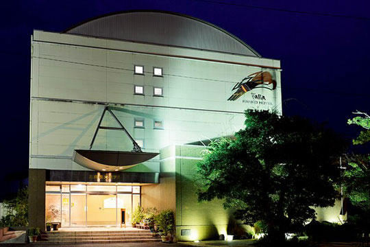 たら竹崎温泉 太良観光ホテル