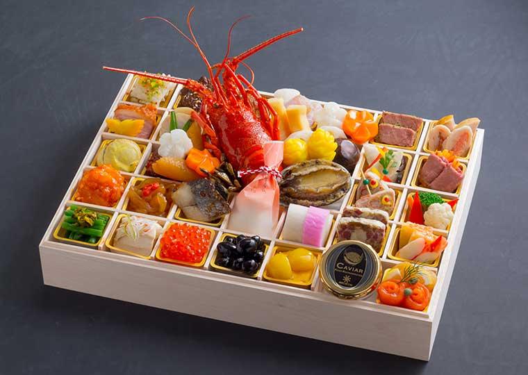 ホテルニューオータニ大阪 祝膳 おせち料理