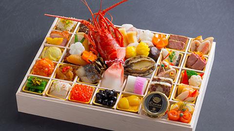 大阪・関西の高級ホテルおせち2021 今年はおうちで贅沢を楽しもう!