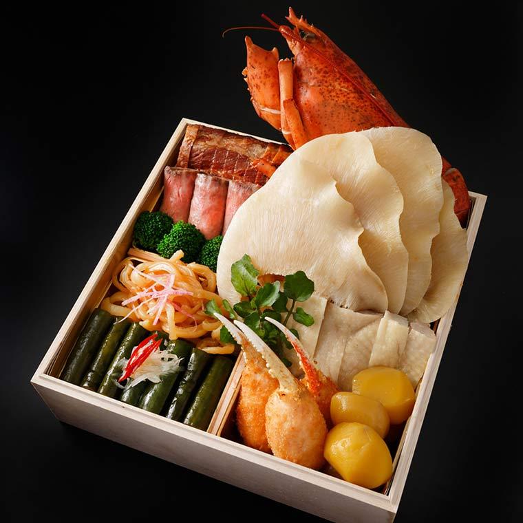 ホテルニューオータニ 中国料理一段「福」
