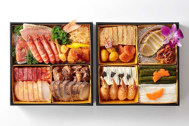 横浜ベイシェラトンホテル&タワーズ 「中国料理『彩龍』特製中華おせち」