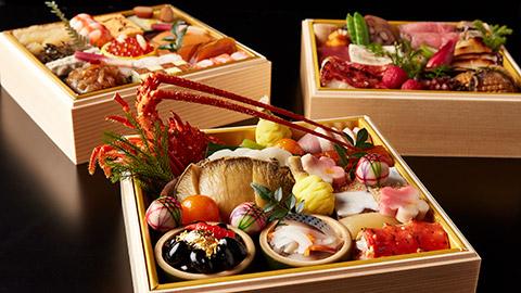 2021年の正月はおうちで贅沢!東京・横浜の高級ホテルおせち