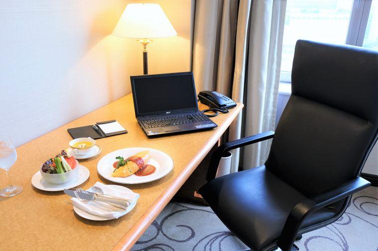 ボリューム満点!「ウェスティンホテル大阪」のライトミールセット