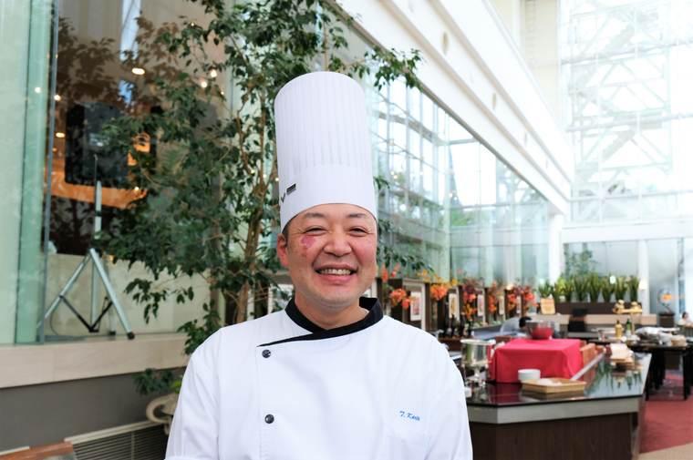 ウェスティンホテル大阪 レストラン「アマデウス」苅田シェフ