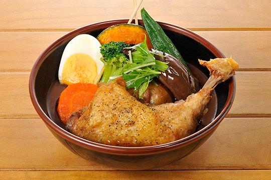 北海道スープカレー Suage渋谷店