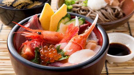 福井県の海鮮丼