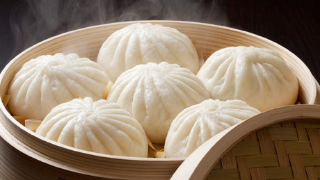 Butaman - Steamed Pork Buns