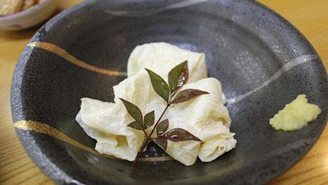 교토 유바 요리