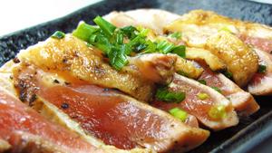 【宮崎県】宮崎地鶏料理