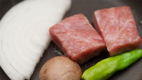 信州牛料理