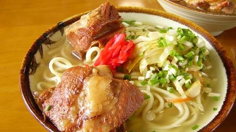 Soki Soba Noodles