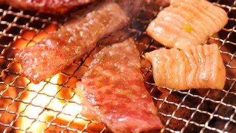 Le barbecue « yakiniku »