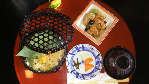 川越の芋料理
