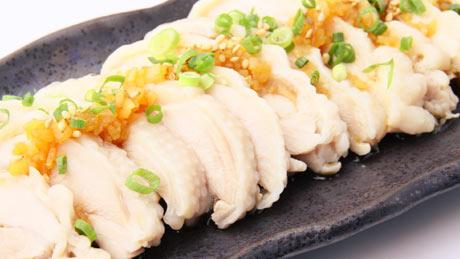 白斬鶏(バイチエジー)