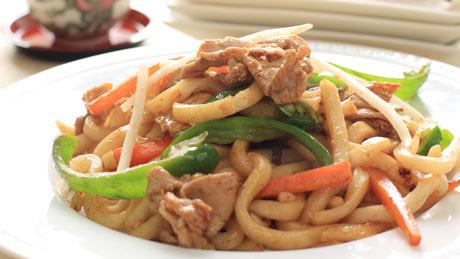 上海炒麺(シャン・ハイ・チャオ・ミェン)