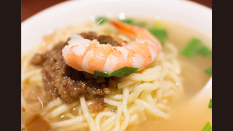 担仔麺/擔仔(タンツーメン/タンザイミェン)