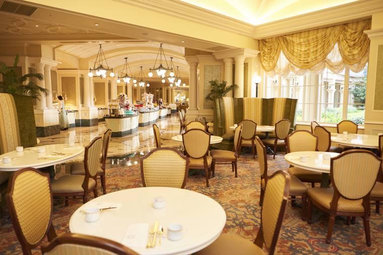 東京ディズニーランドホテル シャーウッドガーデン・レストラン
