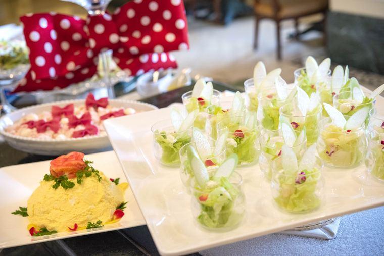 東京ディズニーランドホテル シャーウッドガーデン・レストラン 朝食ビュッフェ