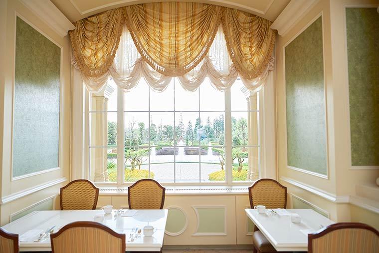 東京ディズニーランドホテル「シャーウッドガーデンレストラン」朝食ビュッフェ