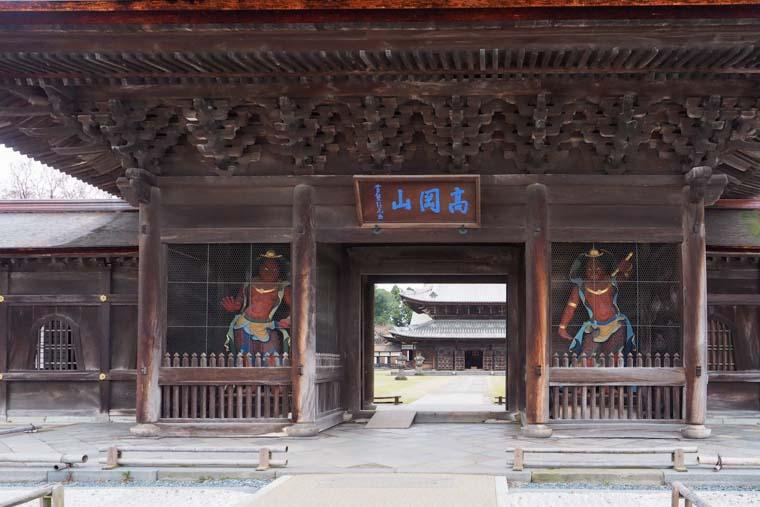 国宝 瑞龍寺