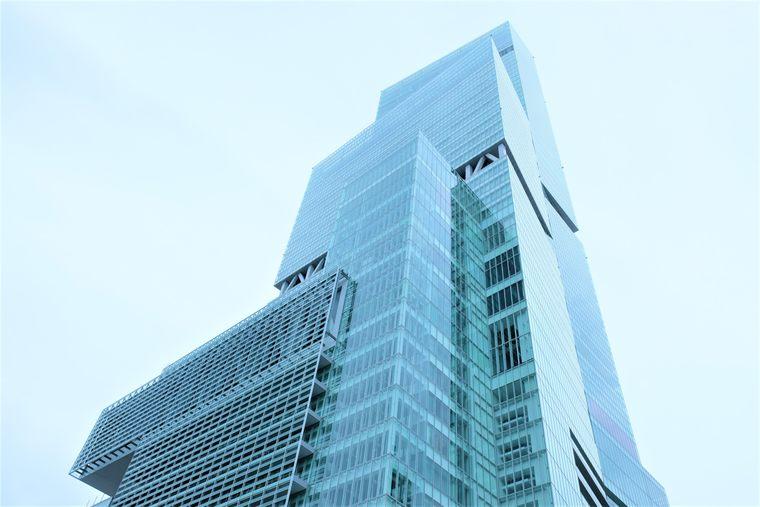大阪 あべのハルカス 外観