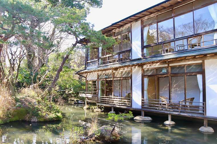 新井旅館「桐の棟」