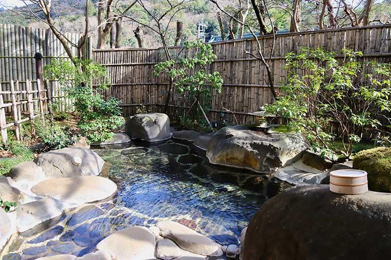 新井旅館「木漏れ日の湯」