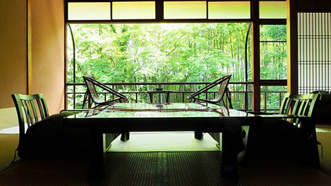 修善寺温泉「新井旅館」文化財で過ごす、大切な人との癒し時間