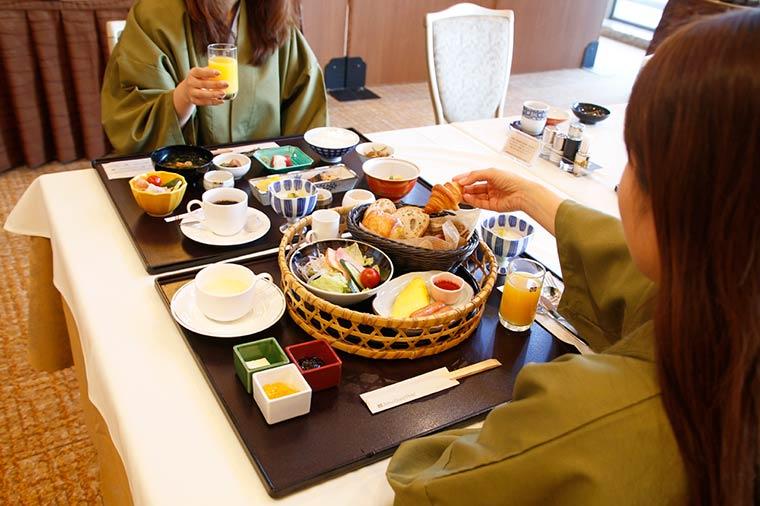 有馬グランドホテル 朝食