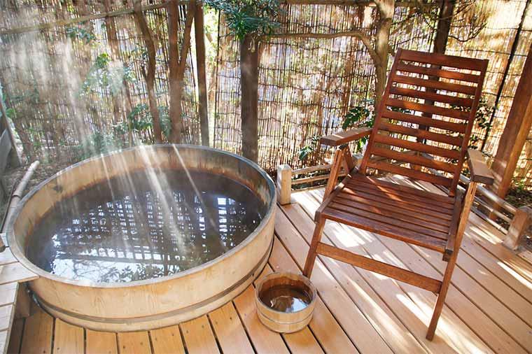 有馬御苑 露天風呂付き客室