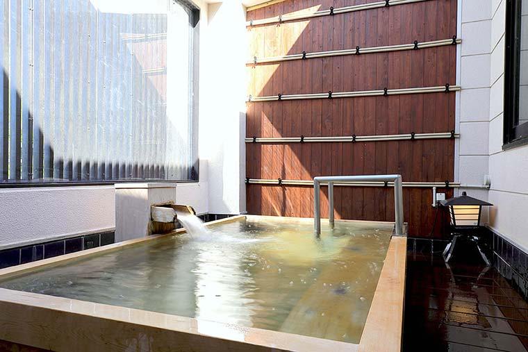 有馬御苑 銀泉露天風呂