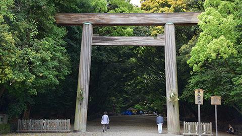 熱田神宮でパワーを授かる!名古屋立ち寄り散策スポット