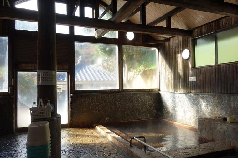 市営 柴石温泉
