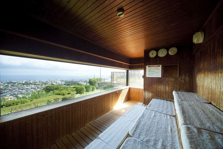 別府杉乃井ホテル