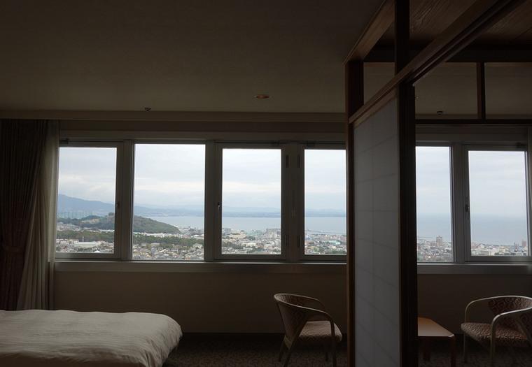 別府温泉 杉乃井ホテル「HANA館」