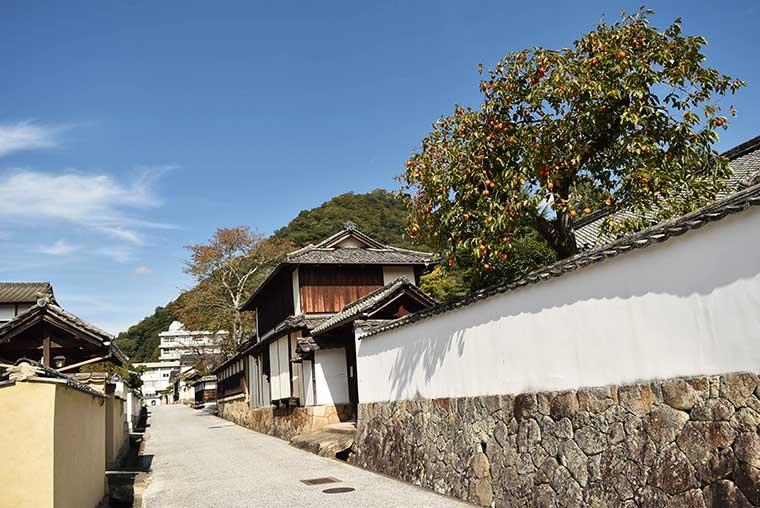 備中の小京都