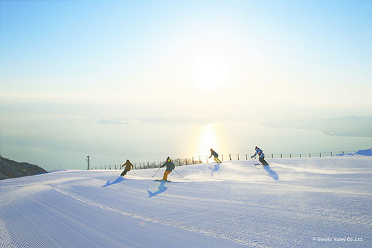 びわ湖バレイ スキー