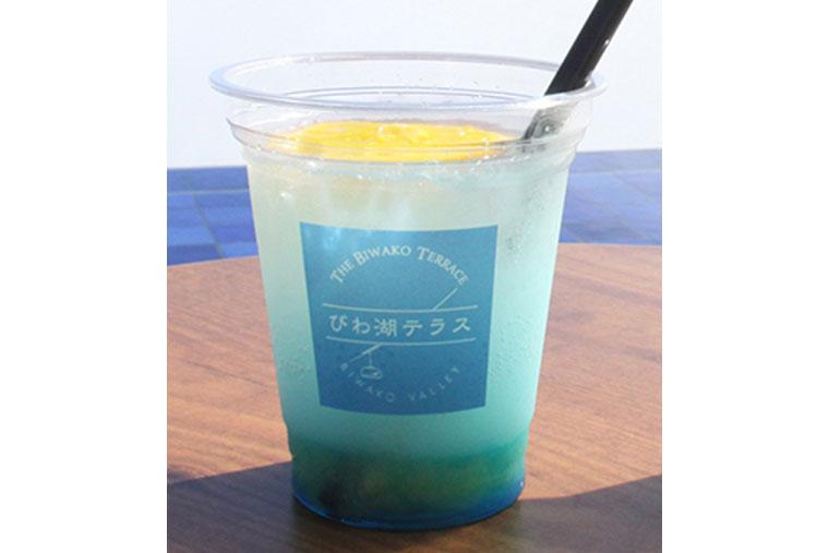 びわ湖テラス 湖空ソーダ