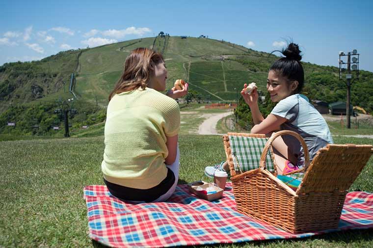 びわ湖バレイ ピクニック
