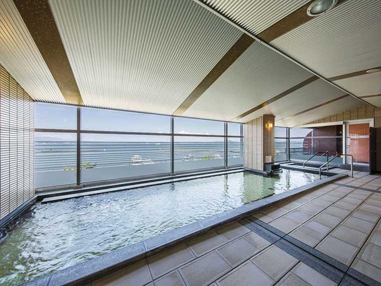 琵琶湖ホテル 温泉